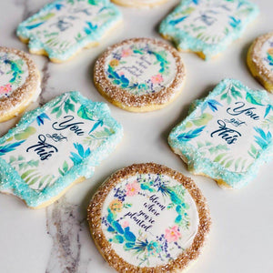 Inspiration Shortbread Cookies 6 Pack