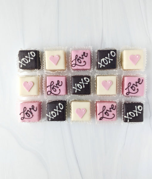 Love You More Tea Cakes 15 pack