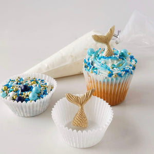 Mermaid Cupcake - Cupcake Kit Collection