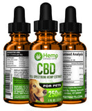 Pets | 250 Mg | Hemp Extracts | Nature Approved