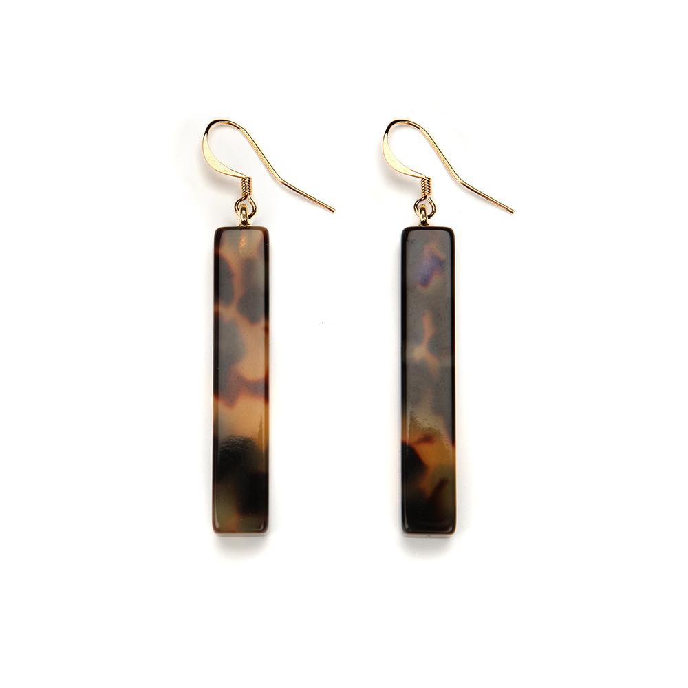 Fay Resin Earring Tshell