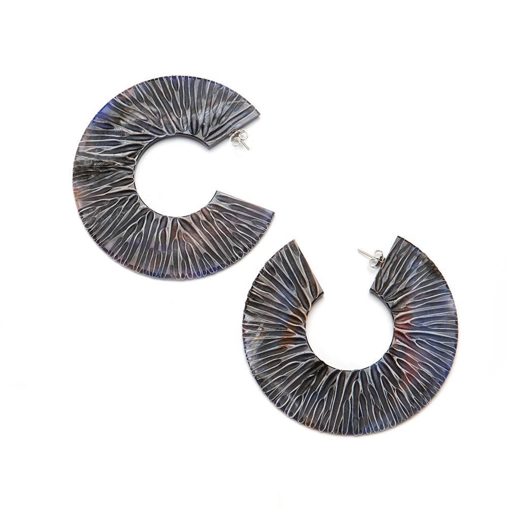 Sea Star Resin Earring Seaside