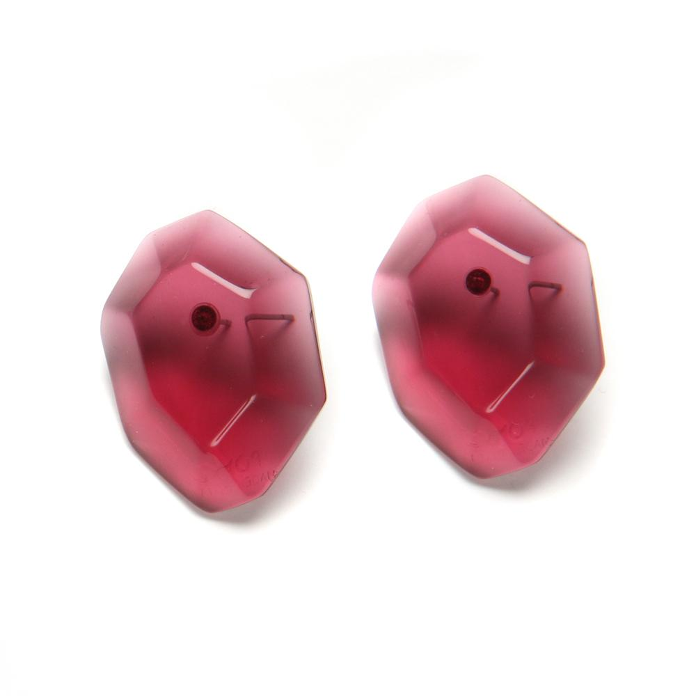 Mimi Resin Earring Cherry