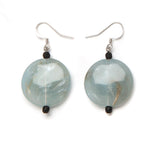 Brie Resin Earring Fog