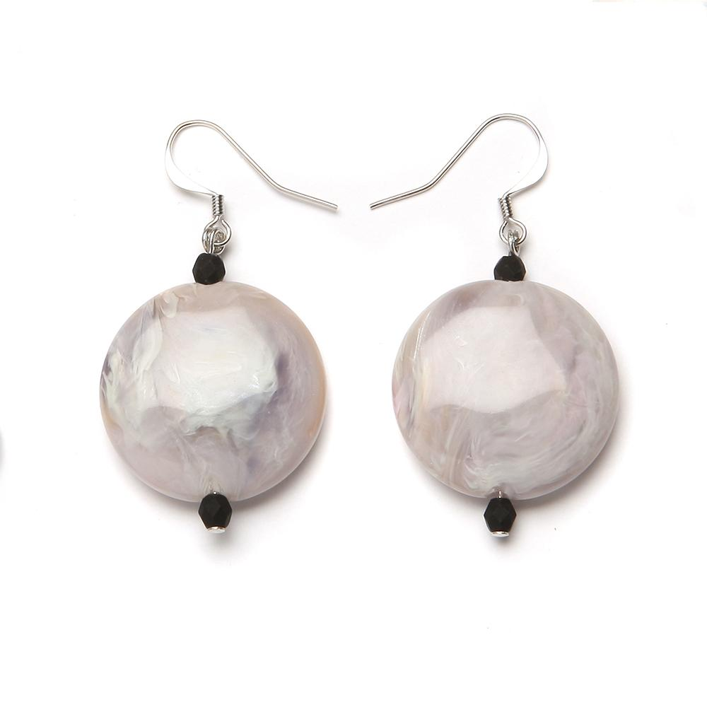 Brie Resin Earring Whisper