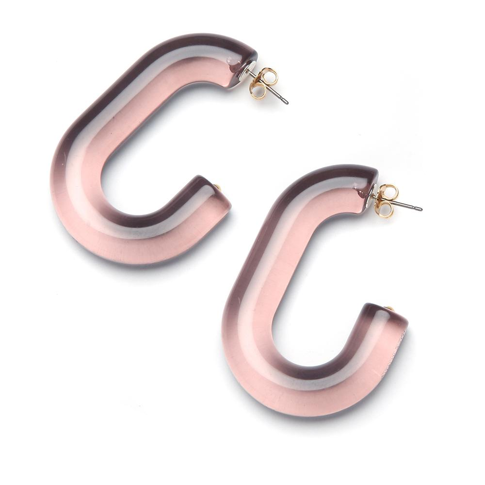 Margo Resin Earring Shadow