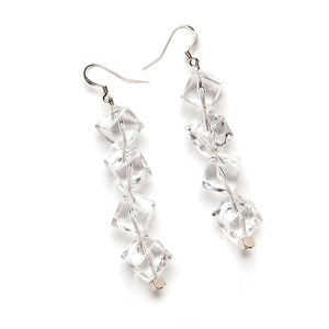 Marie Resin Earring Crystal