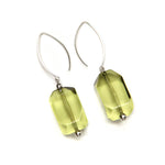 Yvette Resin Earring Moss