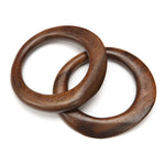 Bora Bora Wood Bangle Set