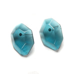 Mimi Resin Earring Teal