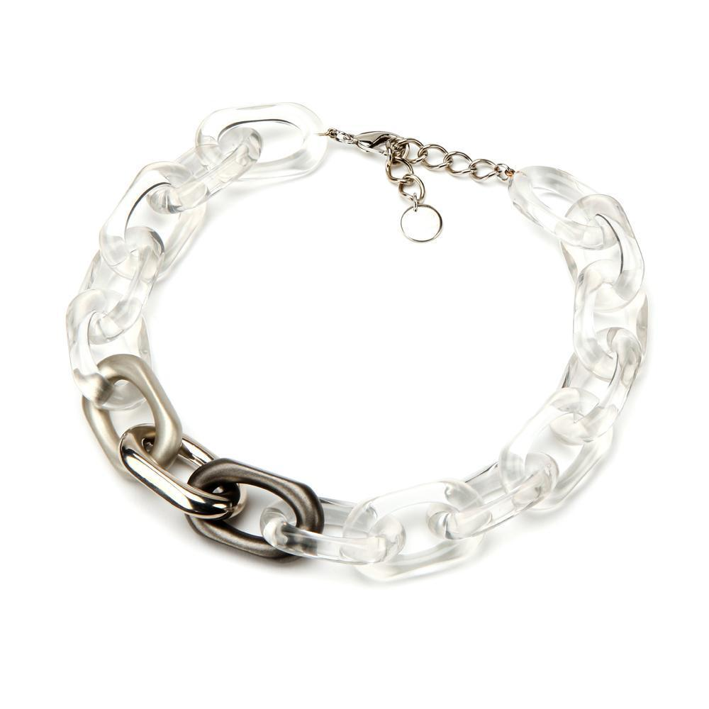Yachting Resin Choker Chrome