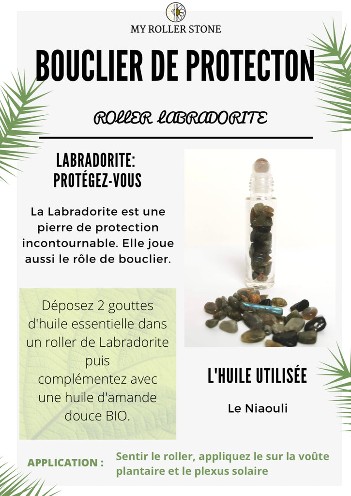 Protection huile essentielle