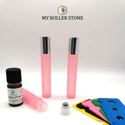 My roller stone Roller 15 ml rose