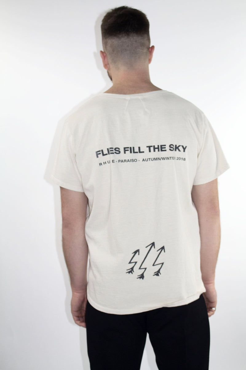 RHUDE Flies Tee
