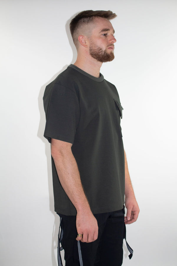WHITE MOUNTAINEERING Big Pocket T-Shirt