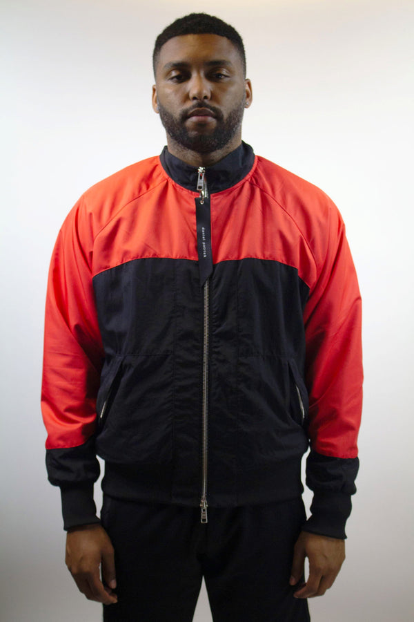 DANIEL PATRICK Bomber 7 Red/Black