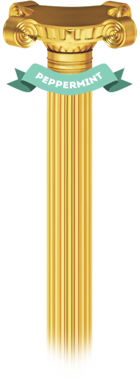 Golden column left