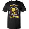 Warrior March Girl