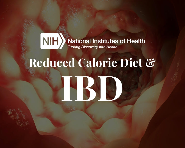 NIH: Reduced-Calorie Diet Lowers Signs of Inflammatory Bowel Disease