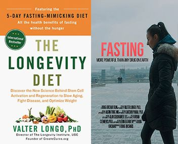 Experts Tout Benefits of Fasting Mimicking Diet in New Bestselling Book and Fasting Documentary