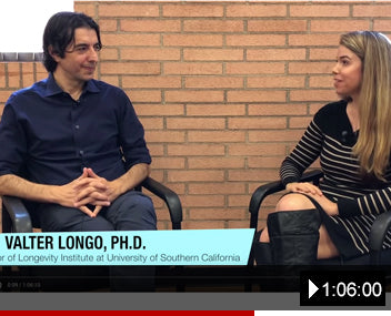 Dr. Valter Longo on Resetting Autoimmunity and Rejuvenating Systems with Prolonged Fasting