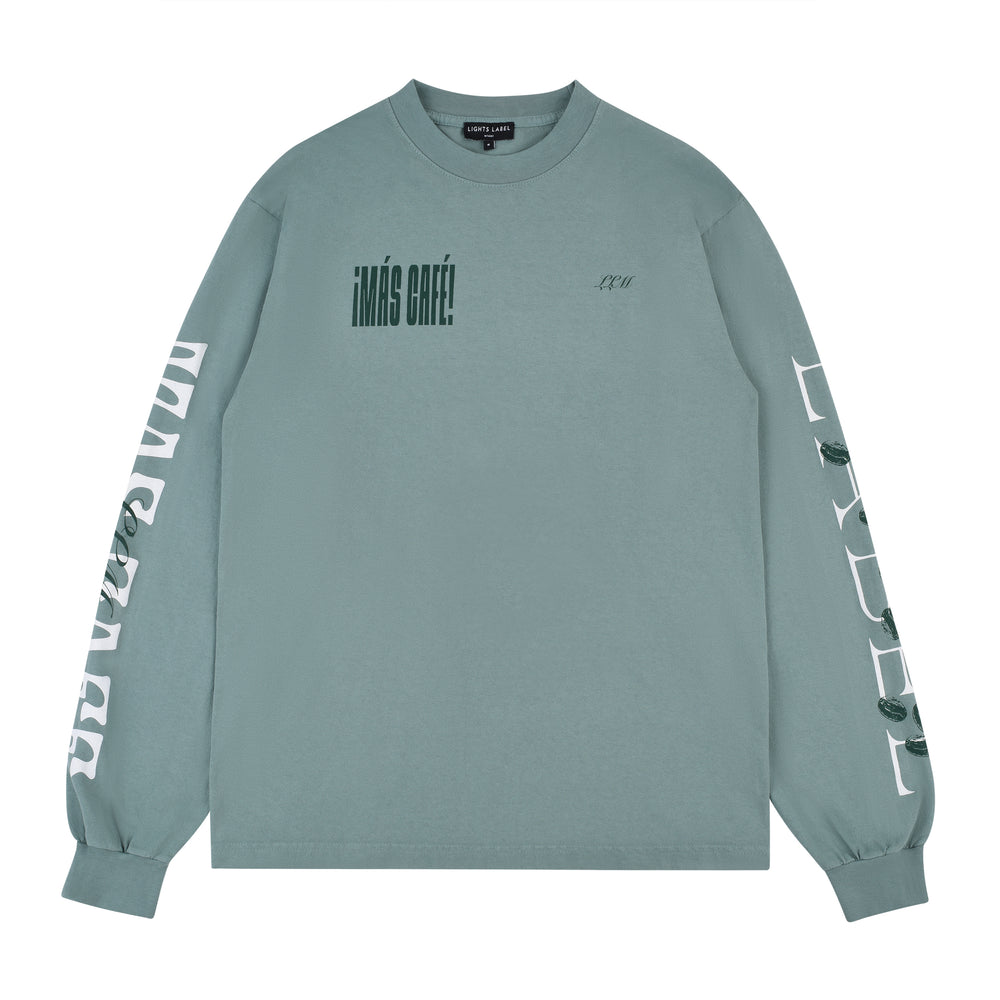 ¡Más Café! Long Sleeve