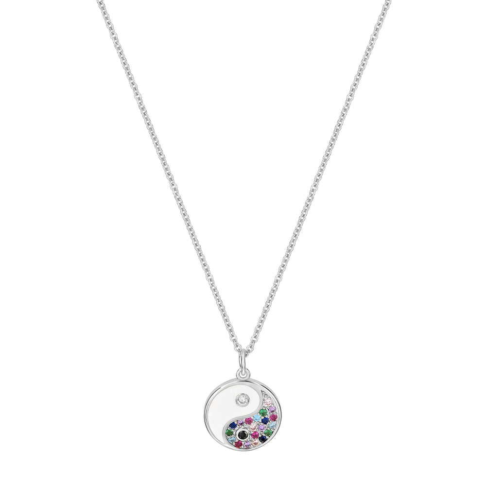 Xio Yin Yang Necklace