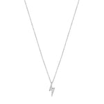 Xio Lightning Bolt Necklace
