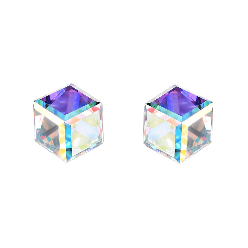 90s Cube Earrings