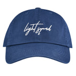 Navy Light Squad Dad Hat