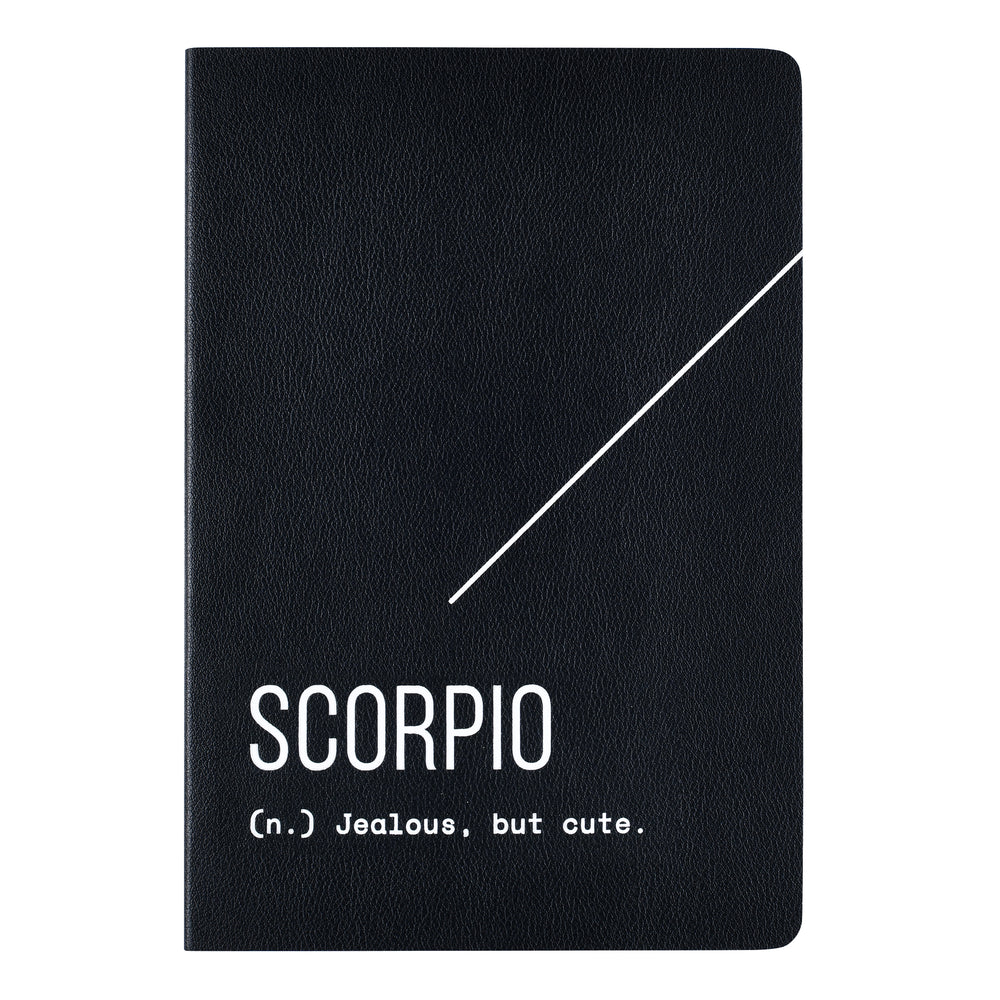 Zodiac Notebook