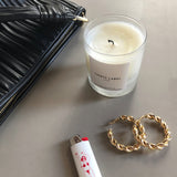 Lights Label Essentials Candle