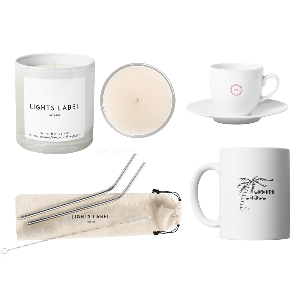Lights Label Essentials Kit