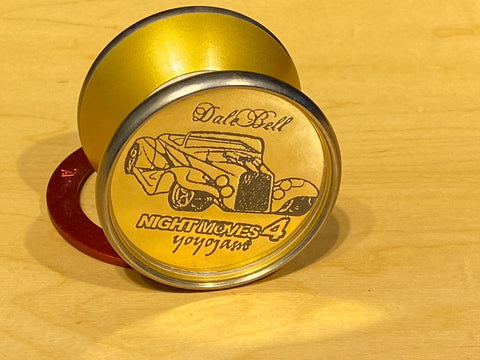 YOYOJAM Night Moves 4 (Used) Dale Bell