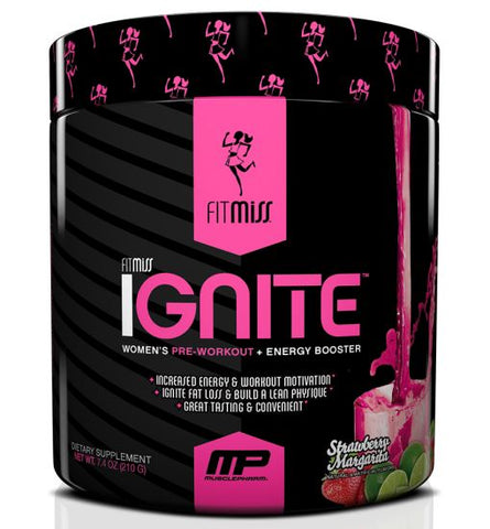Ignite Pre Workout (30 servings, 216 grams)