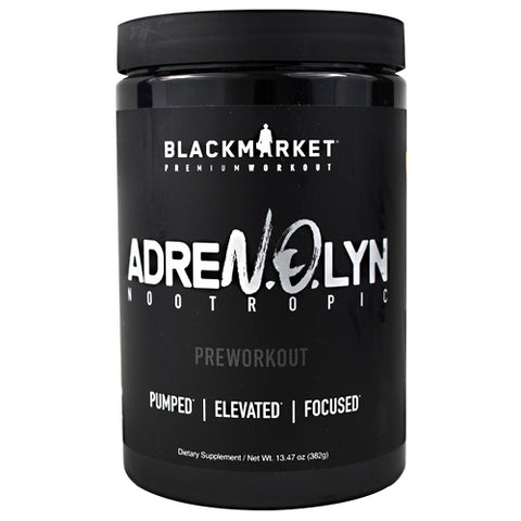 ADREN.O.LYN NOOTROPIC: Pre-Workout
