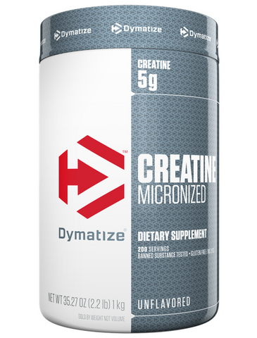 Creatine, Micronized (Unflavored)