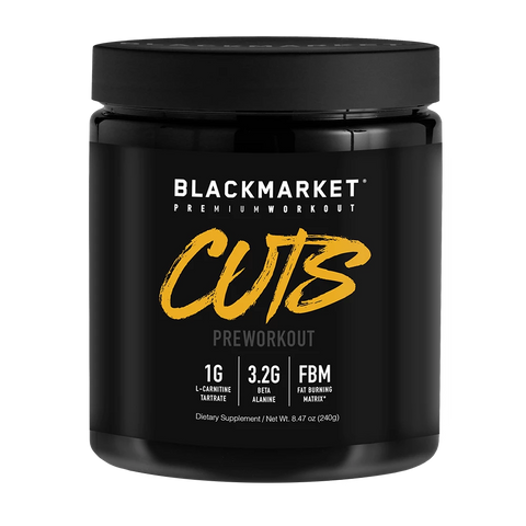 CUTS: Pre-Workout