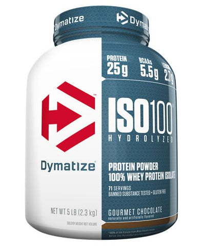 ISO100 Hydrolyzed Whey Protein Powder