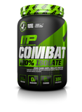 Combat 100% Isolate Protein Powder (73 Servings, 5lb)