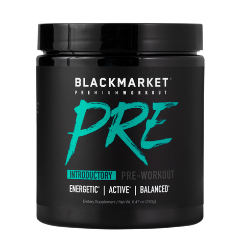 PRE: Introductory Pre-Workout