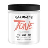 Blackmarket Labs TONE Pre-Workout