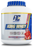 King Whey Protein Powder (69 Servings, 5lb)