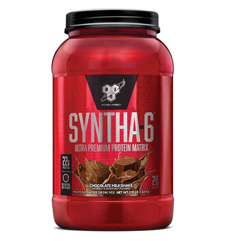 SYNTHA-6® Protein Powder (28 Servings, 2.91lb)