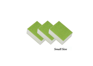 Disposable green mini buffer