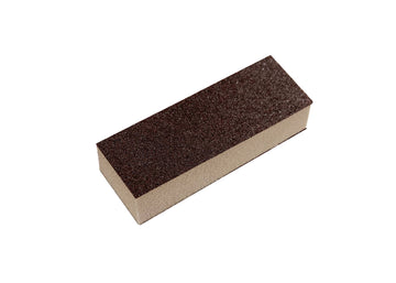 Premium Sanding block (3 way)-Brown
