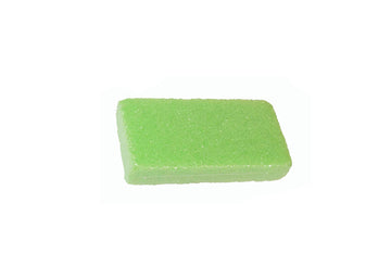 Disposable green pumice sponge(premium)