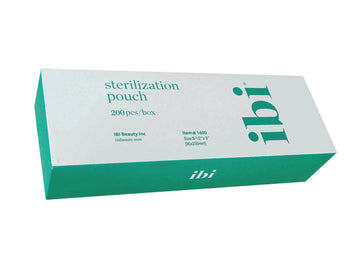 Self-sealing sterilization pouch (3.5
