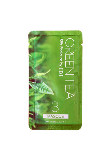green tea spa-masque