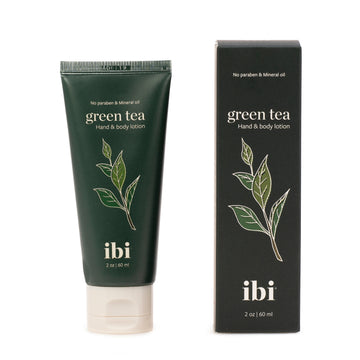 Green tea hand & body lotion (60 ml)